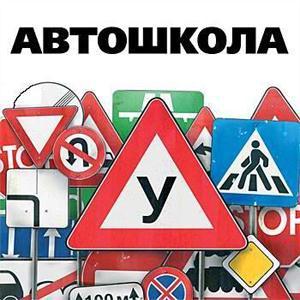Автошколы Новомосковска