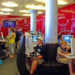 Интернет-кафе Новомосковска