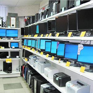 Компьютерные магазины Новомосковска