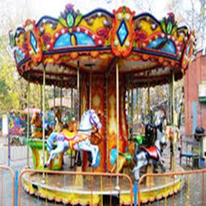 Парки культуры и отдыха Новомосковска
