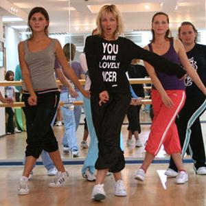 Школы танцев Новомосковска