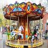 Парки культуры и отдыха в Новомосковске