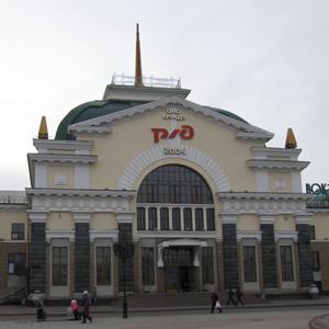 Железнодорожные вокзалы Новомосковска